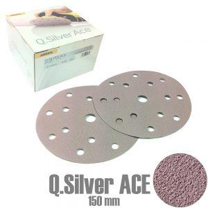 Discuri abrazive pentru slefuire Q. Silver Ace