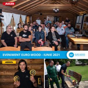 eveniment euro-wood iunie 2021