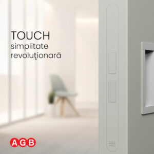 broasca touch agb
